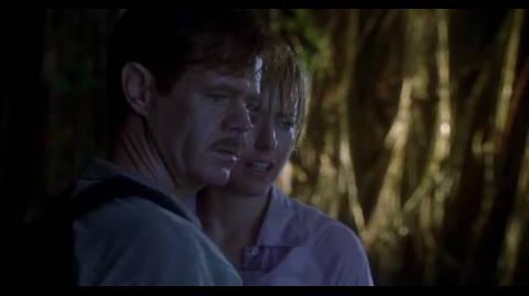 Jurassic Park III - scared