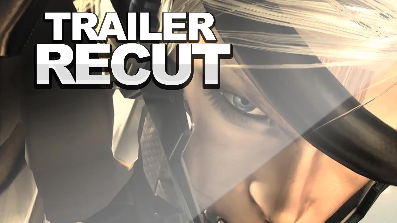 Metal Gear Rising Revengeance - Trailer Parody