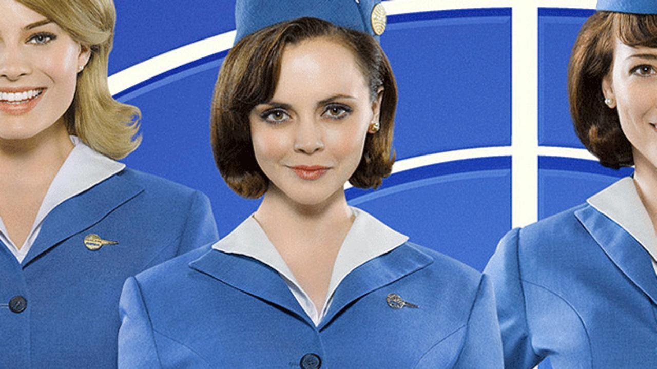 Pan Am Christina Ricci Takes Us Flying
