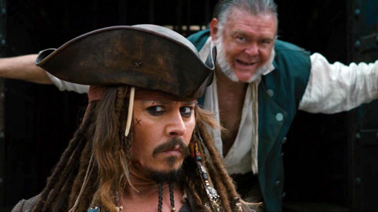 Pirates of the Caribbean On Stranger Tides Trailer 2