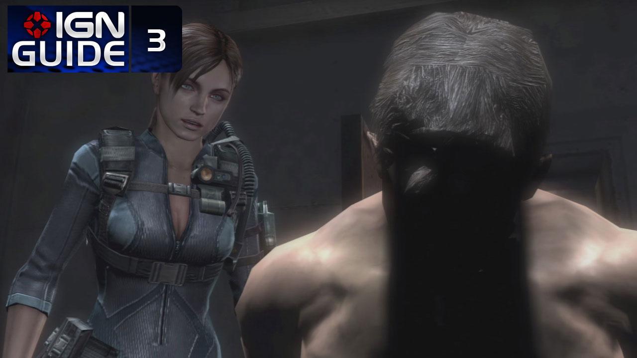 Resident Evil Revelations Walkthrough - Episode 1-3 (Part 3)