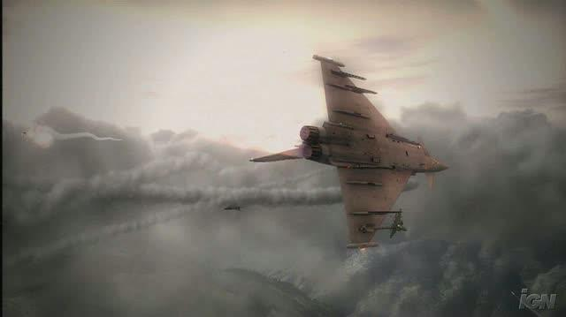 Ace Combat 6 Fires of Liberation Xbox 360 Trailer - TGS 2007 Trailer (HD)
