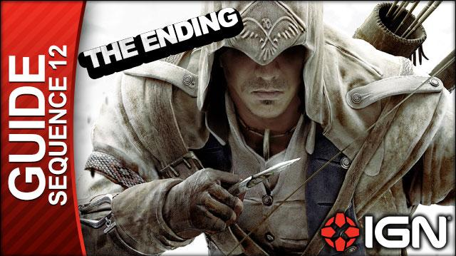 Assassin's Creed 3 - Sequence 12 The End...? - Walkthrough (Part 49)