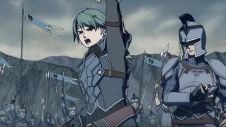 Fire Emblem Echoes Shadows of Valentia Official Two Armies Trailer