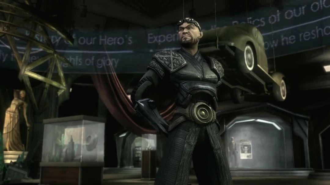 IGAU Zod DLC Gameplay Video