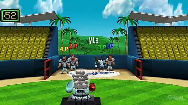 Baseball Blast! Nintendo Wii Trailer - Debut Trailer