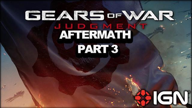 Gears of War Judgment Aftermath Walkthrough - Dead End (Part 3)