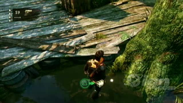 Uncharted 2 Among Thieves PlayStation 3 Guide-Secret - Walkthrough Chapter 4 Treasure Locations