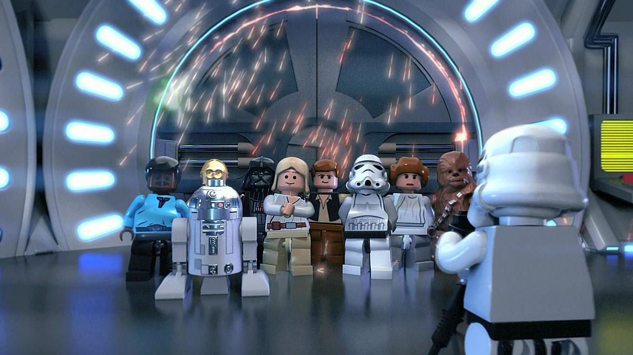 LEGO Star Wars III - Better Than Ever Trailer