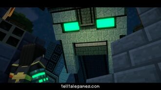 Minecraft Story Mode - Season Two Episode 2 Trailer