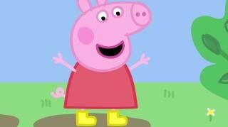 Peppa Pig The Golden Boots Made Of Gold