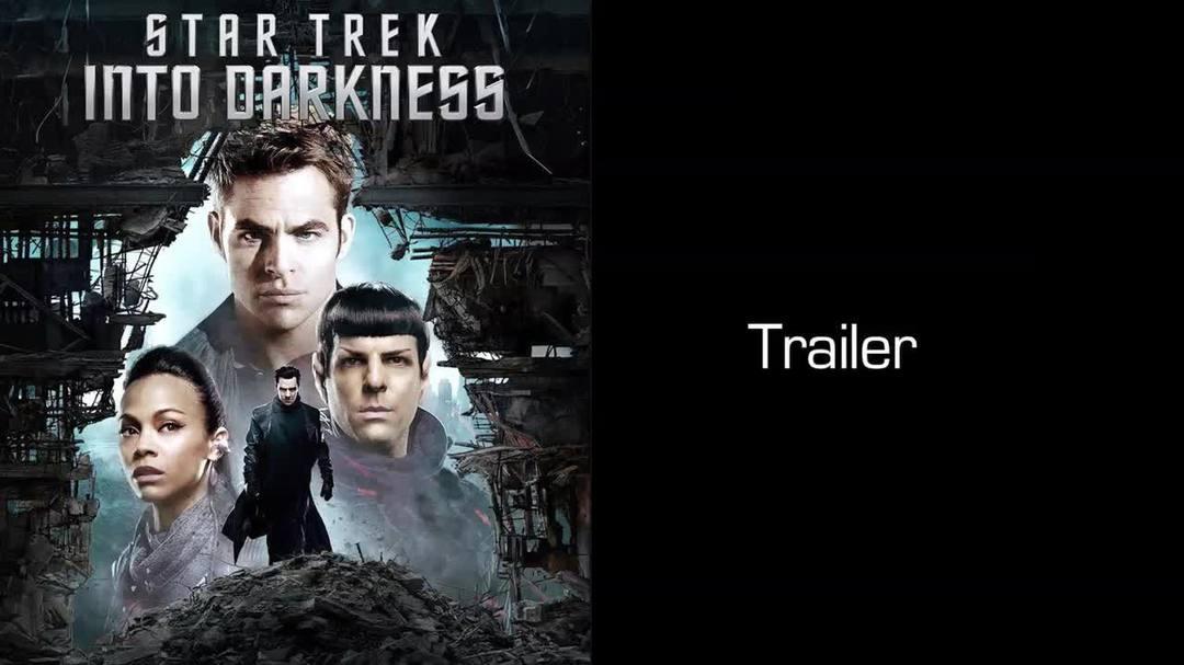 Star Trek Into Darkness Blu-ray Trailer