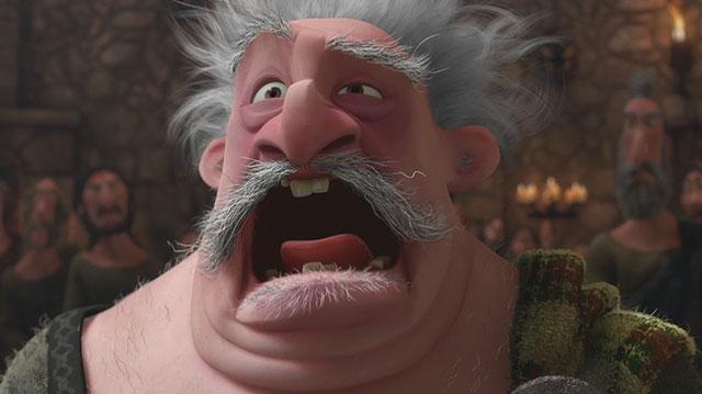An Exclusive Look at Pixar's Brave