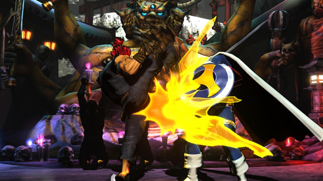 Marvel vs. Capcom 3 Akuma Introduction Trailer