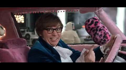 Austin Powers in Goldmember - Time travel