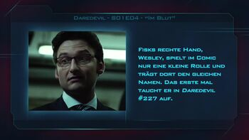 """Fan Brain Daredevil S01E04 - """"Im Blut"""""""