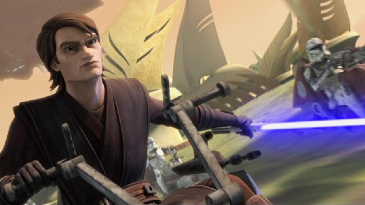 Star Wars - Clone Wars - Season 4 Trailer