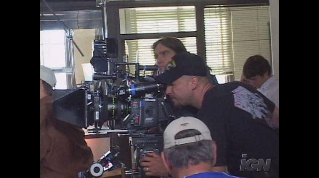 Street Kings Movie Feature-Behind-the-Scenes - Behind The Scenes On Set