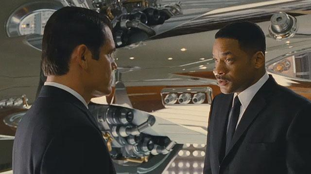 Men in Black 3 - Who Are You And What Do You Know?