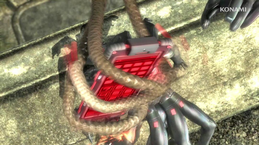 Metal Gear Rising Revengeance - Blade Wolf DLC