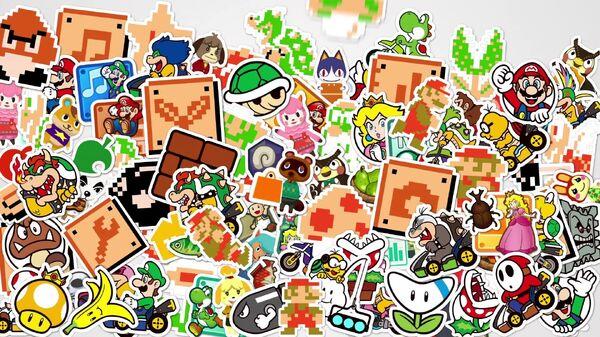 Nintendo's Badge Arcade -- Reveal Trailer