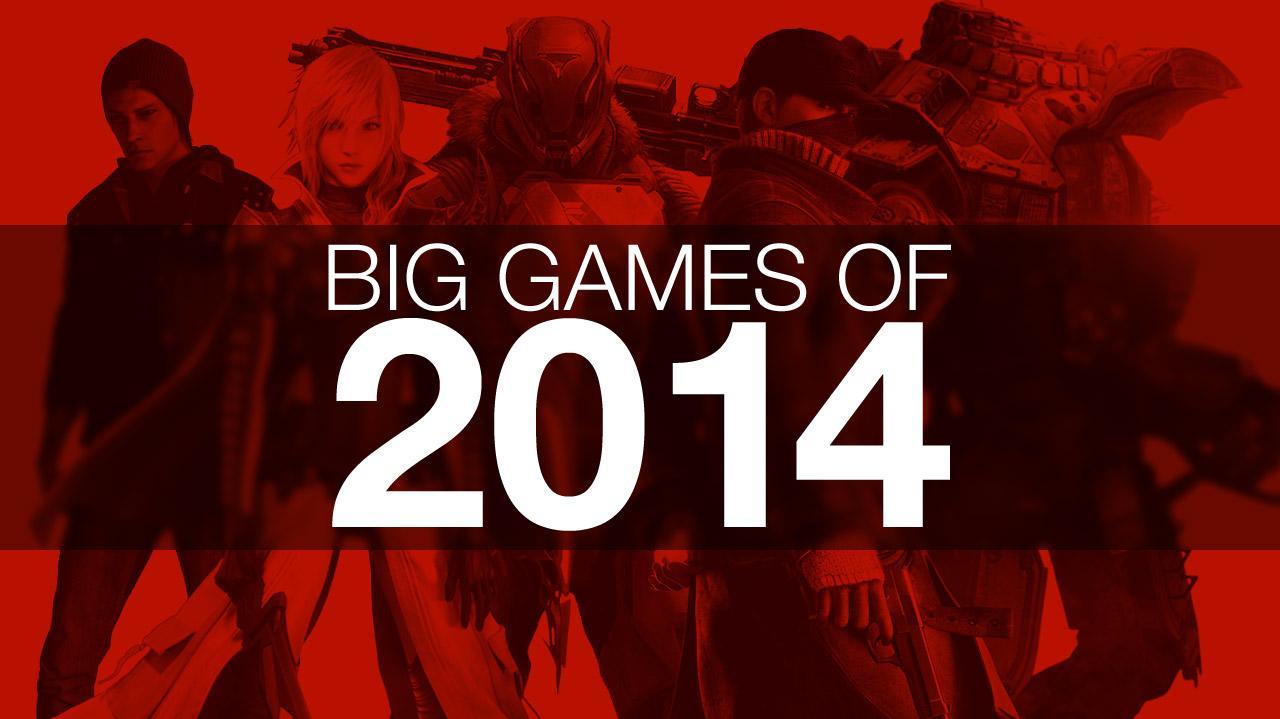 42 Big Games of 2014