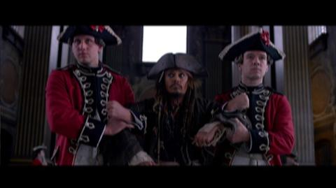Pirates of the Caribbean On Stranger Tides (2011) - Featurette What Is Second Screen?