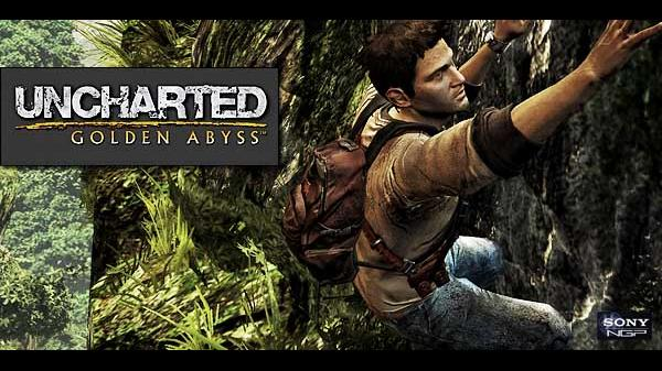 PlayStation Conversation Where the Hell is Uncharted Golden Abyss