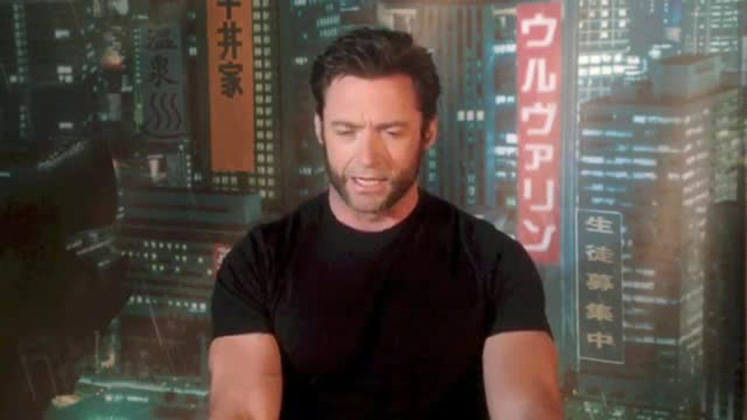 The Wolverine Hugh Jackman Twitter Chat