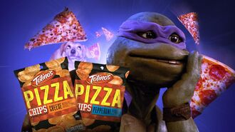 We Ate Pepperoni Pizza Chips