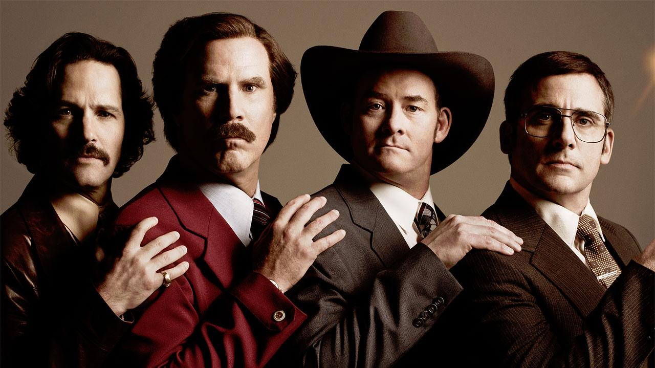 Anchorman 2 - The Cast's Favourite Quotes