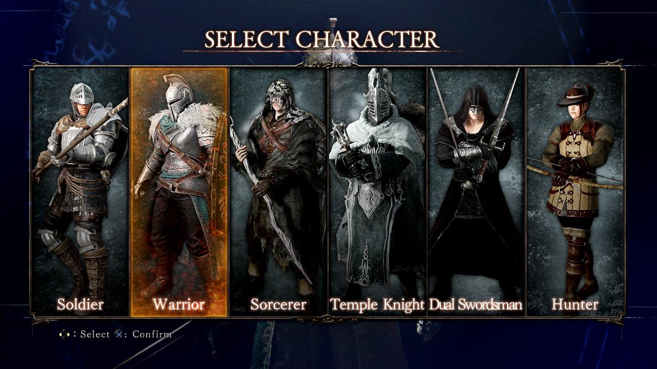 Dark Souls 2 Warrior Gameplay