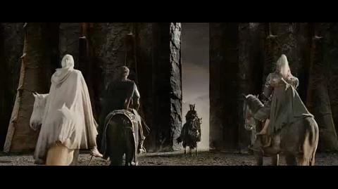 The Lord of the Rings The Return of the King - The Mouth of Sauron