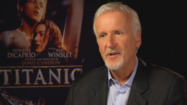 Titanic 3D - James Cameron Interview