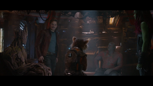 "Guardians Of The Galaxy - ""12 Percent"" Clip"