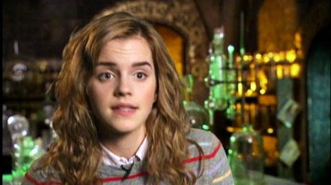 "Harry Potter and the Order of the Phoenix (2007) - Interview Emma Watson ""On the DA"""