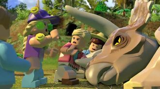 LEGO Jurassic World Launch Trailer