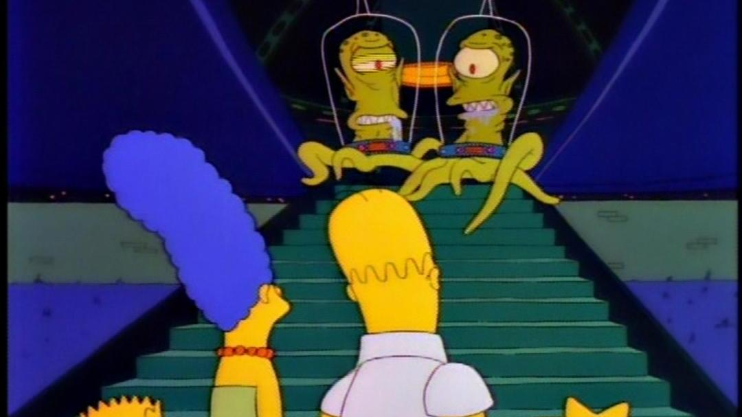 The Simpsons Foolish Earthlings Featurette