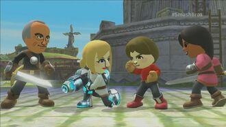 Super Smash Bros. Mii Rewind Theater - E3 2014