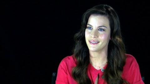 """The Incredible Hulk (2008) - Interview Liv Tyler """"On her character"""""""