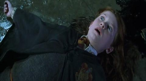 Harry Potter and the Chamber of Secrets - Harry is healed