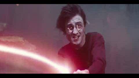 Harry Potter and the Goblet of Fire - Priori Incantatem