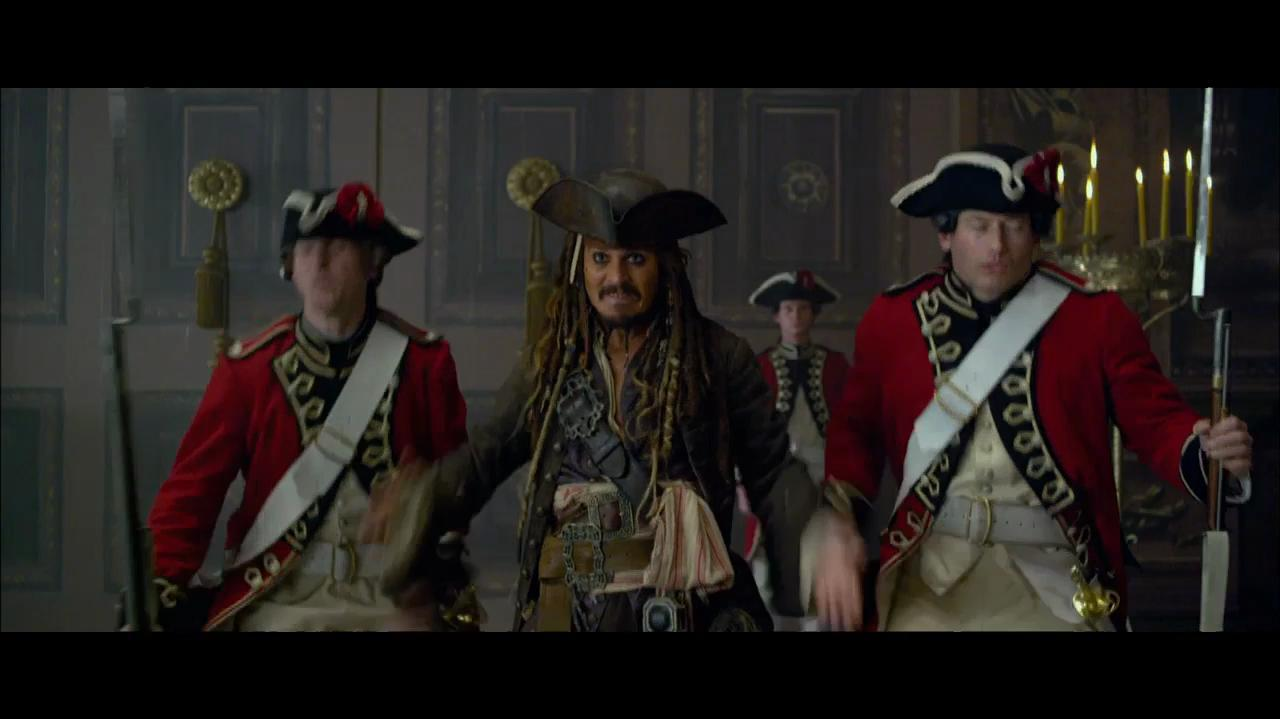 Jack Sparrow's Great Escape