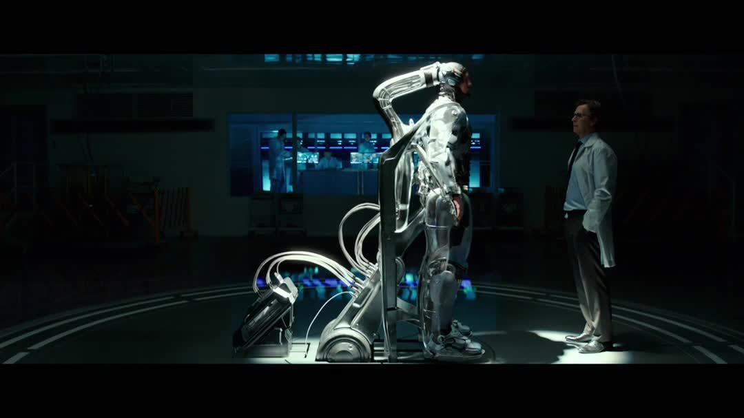 Robocop - 2028 Featurette