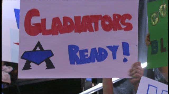 American Gladiators TV Clip - Meet The Gladiators