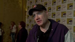 Avengers Age of Ultron - Producer Kevin Feige SDCC 2014 Interview