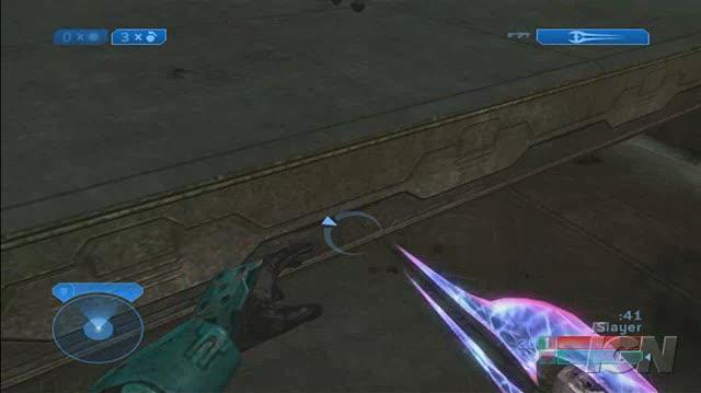 Halo 2 Xbox Gameplay - Desolation Hurts