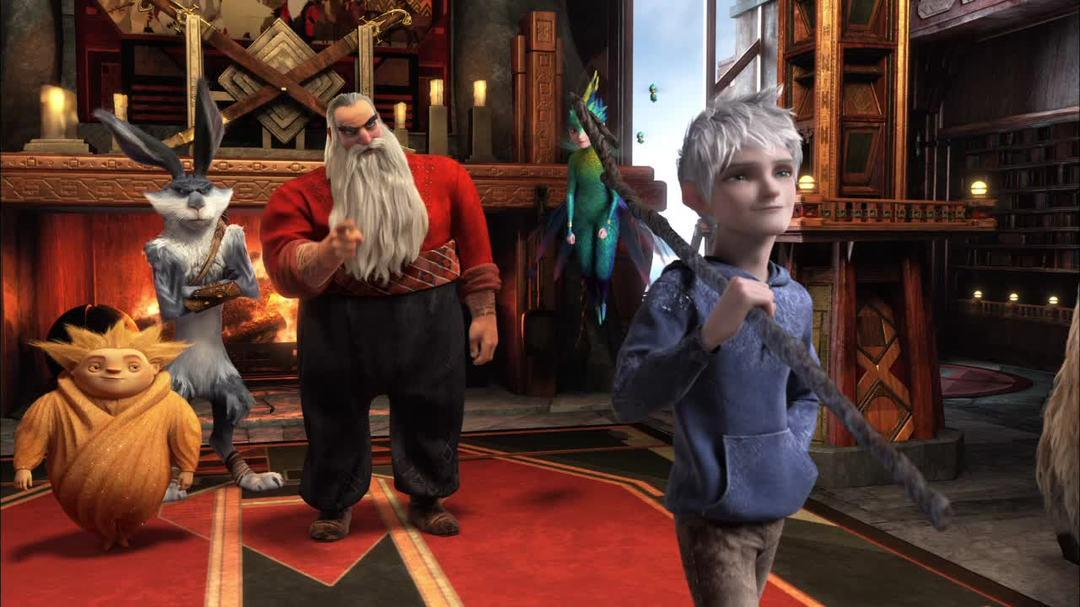 """Rise of the Guardians - Clip """"Why Am I Here?"""""""