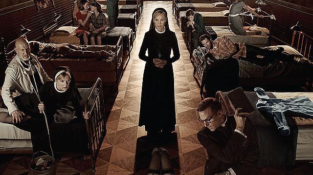 American Horror Story Asylum Trailer