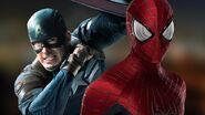 Chris Evans Ponders Spider-Man in Civil War Plus Hemsworth Chooses Team Cap Vs